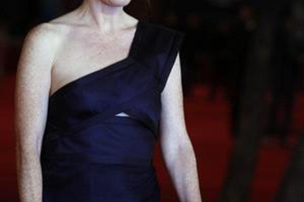 Julianne Mooreová práve oslávila päťdesiatku.