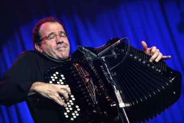 Koncert Richarda Galliana bol jedným z vrcholov tohto ročníka BJD.