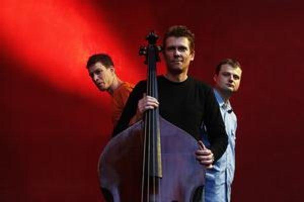 Trio komorního jazzu.