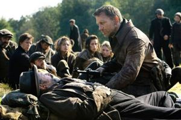 V hlavnej úlohe Daniel Craig.