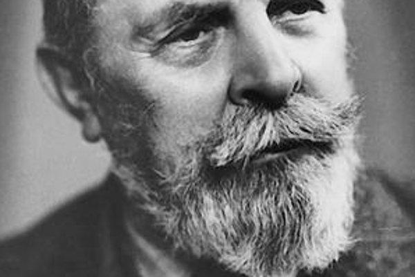 Mikuláš Moyzes.