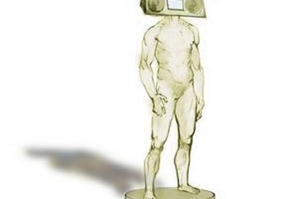 Takto bude vyzerať soška pre víťaza Radio_Head Awards, ktorú 6. februára získa niekto zo slovenských hudobníkov. Autorkou návrhu je výtvarníčka Bety K. Majerníková, ktorá je zároveň speváčkou v skupine Noisecut.