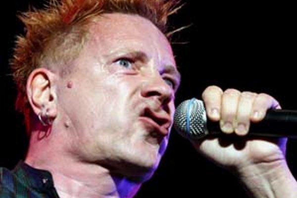 Johnny Rotten.