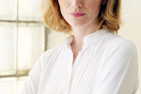 Česká herečka Aňa Geislerová