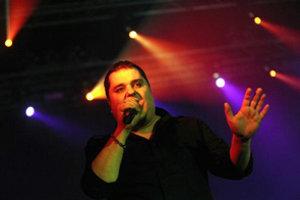 Mário Kollár Kuly zo skupiny Desmod.