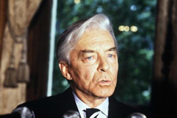 Heribert Ritter von Karajan.