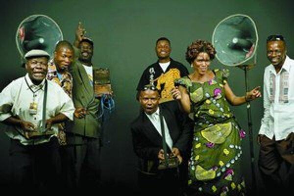 Konono No.1 – momentálne jedna z najlepších položiek afrického hudobného exportu.