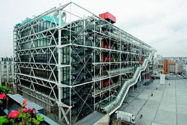 Centre Pompidou zapožičia svoje diela šanghajskej pobočke.