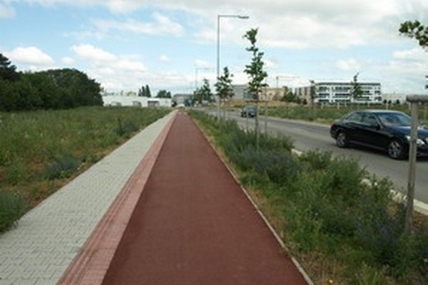 Východná ulica v Trnave. Spája Piešťanskú s Veternou.