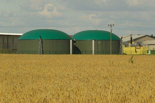 Bioplynová stanica má byť v areáli poľnohospodárskeho družstva.