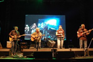 Žalman na Lodenici predstavil novú kapelu.