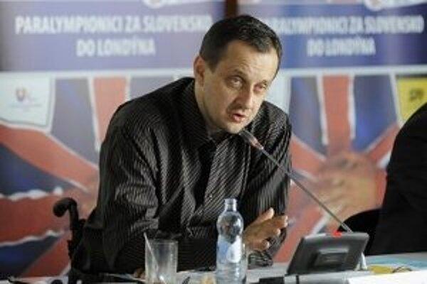 Celý paralympijský tím bol v tomto roku v Piešťanoch dvakrát, vrátane napríklad Jána Riapoša.