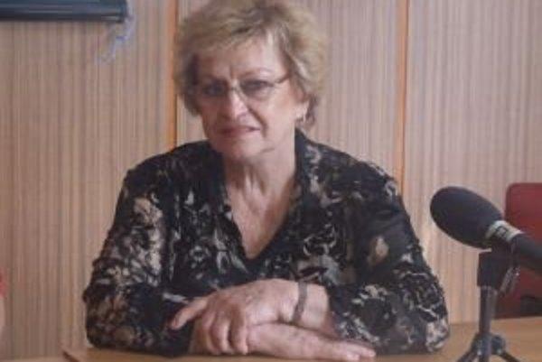 Věra Čáslavská zavítala na Slovensko prvýkrát od roku 1992