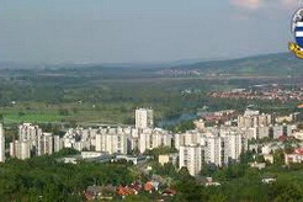 Mesto Hlohovec.