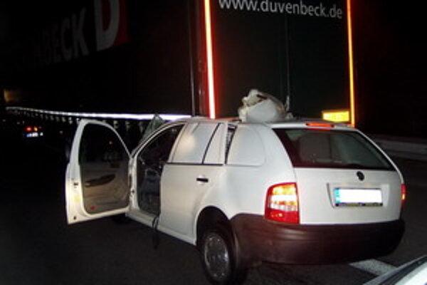 Nehoda ochromila aj dopravu na D1.
