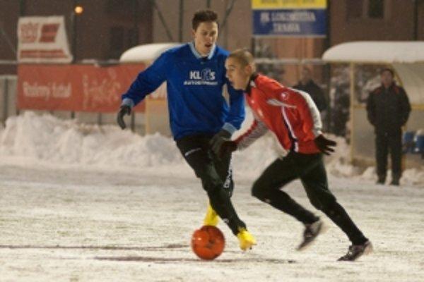 Cífer v príprave inkasoval od rezervy Spartaka desať gólov.