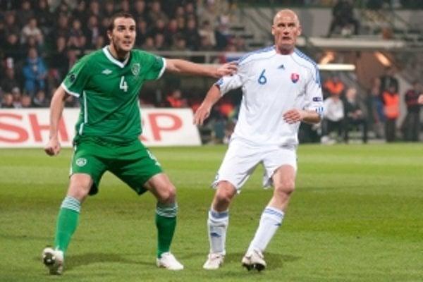 Miro Karhan odohral v drese Slovenska 101 zápasov.