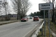 Miestna časť Trnavy- Modranka.