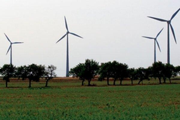 Pri Dunajskej Strede plánujú postaviť 18 veterných vrtúľ
