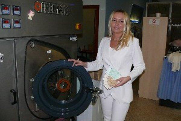 Peniaze našla majiteľka čistiarne.