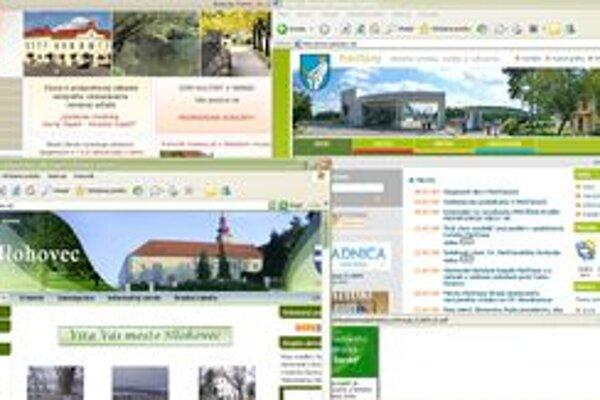 Informačné tabule sú minulosťou. Občanov budú informovať prostredníctvom webu.