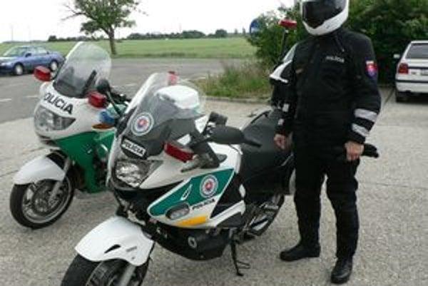 Motocykle sú flexibilnejšie najmä počas dopravných kolapsov.