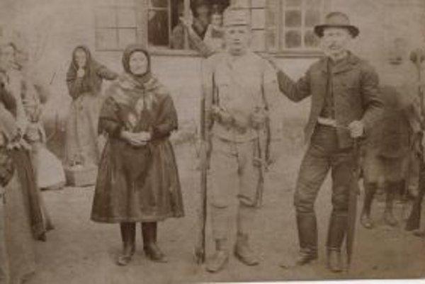 Jozef Ondreička bojoval v Rusku aj Taliansku
