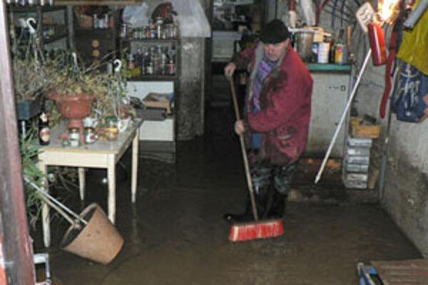 Jednou z obcí Trnavského kraja, ktorú postihla živelná katastrofa, bol aj Cífer.