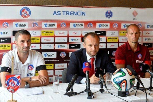 Trenčania sú pred novým ročníkom Fortuna ligy odhodlaní.