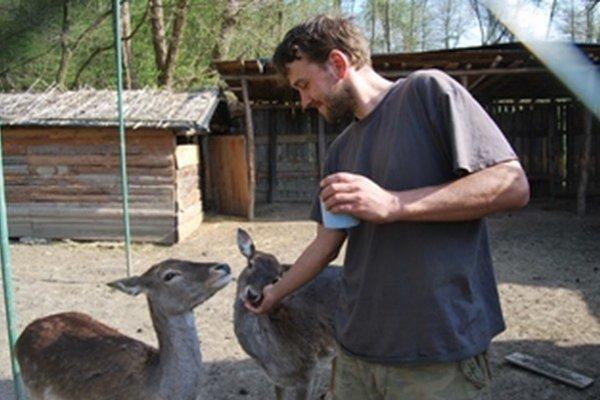Tulák Jozef sa dnes stará o domáce i divé zvieratá