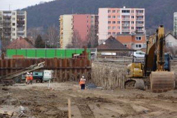 Stavebné práce by mali pokračovať do konca tohto roka.