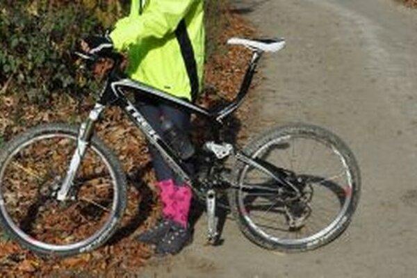 Pomôžte majiteľovi nájsť tento bicykel.