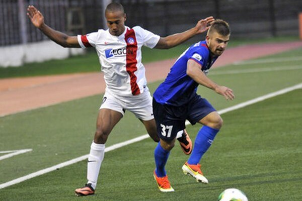 Trenčania zdolali Zlaté Moravce o päť gólov.