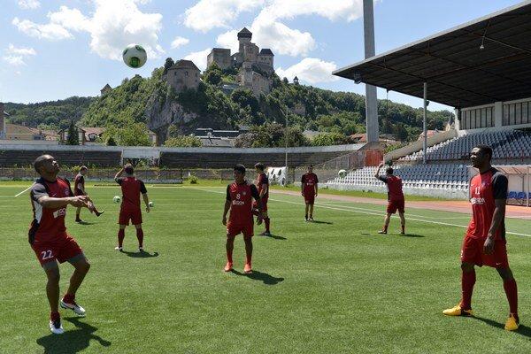 Domáci štadión Európsku ligu hosťovať nebude