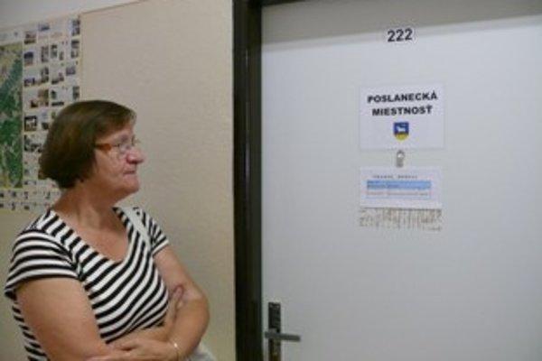V Tepliciach majú poslanci kanceláriu ako jediní v regióne.