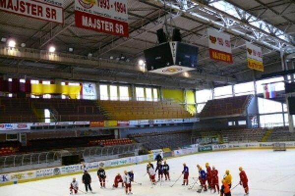 Mesto chce zimný štadión predať za stotisíc eur.