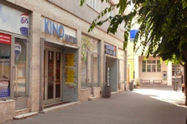 Kino Metro patrí medzi šesť najnavštevovanejších filmových klubov v krajine.