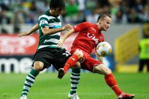 Miroslav Stoch v drese Twente Enschede.
