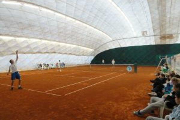 V Trenčianskych Tepliciach sa konal medzinárodný tenisový turnaj.
