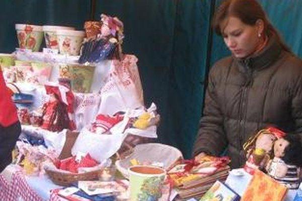 Vianočný trh v Starej Turej