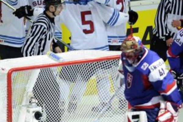 Slováci mali v dueli s Fínskom na dosah aj viac, ako bod za prehru v predĺžení.