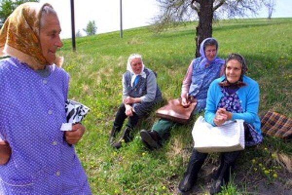V kraji sa zvyšuje počet ľudí vo vekovej skupine 65 a viac rokov.
