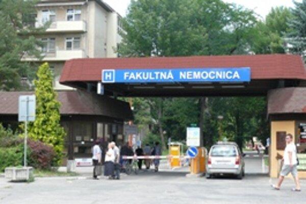 Výpoveď zatiaľ nepodal vo Fakultnej nemocnici v Trenčíne žiadny lekár.