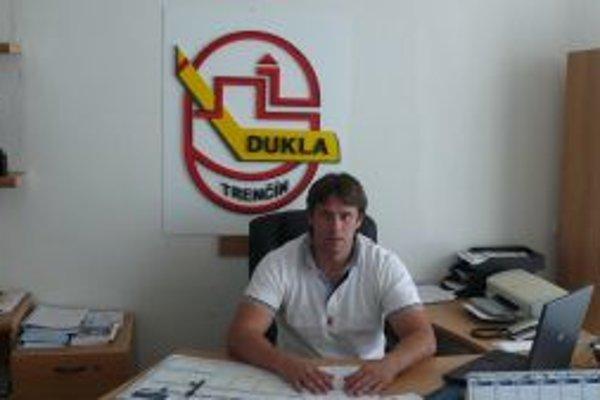 Generálny manažér Dukly dúfa v úspešný ročník.