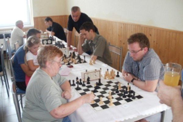 Turnaja v Opatovciach sa 7. augusta zúčastnilo 41 šachistov z okolia Trenčína,