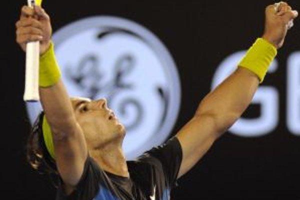 Rafael Nadal vyhral po prvýkrát v kariére úvodný grandslam roka.