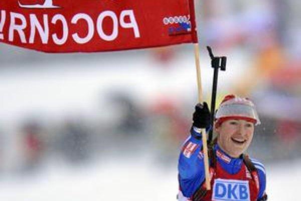 Jekaterina Jurievová.