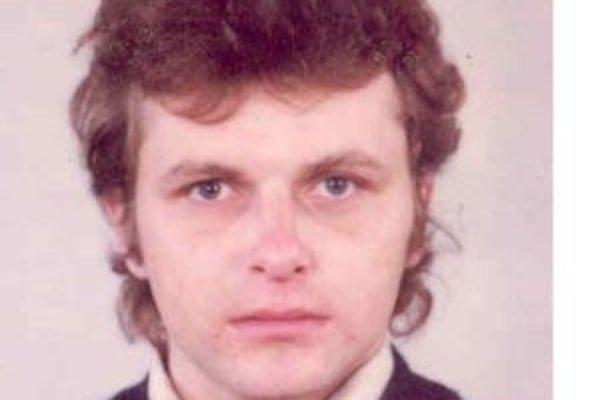 Nezvestný Miroslav Gábor.