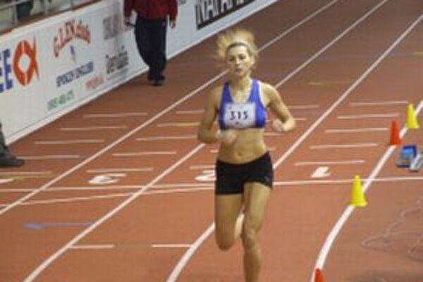 Lucia Slančíková bezkonkurenčne vyhrala zlato v päťboji.