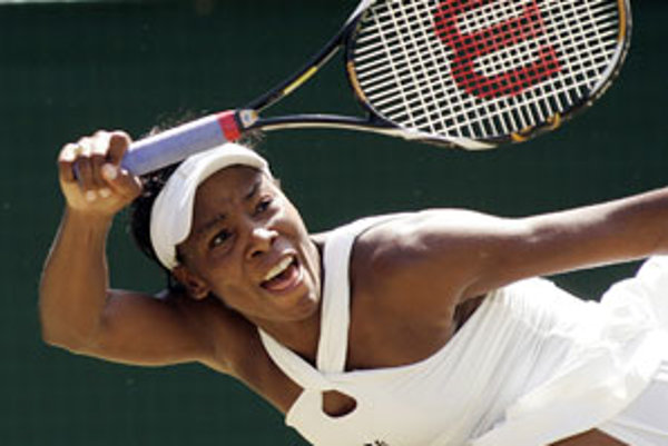 Venus Williamsová je už v osemfinále.